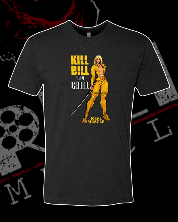 REEL MUSCLE - KILL BILL
