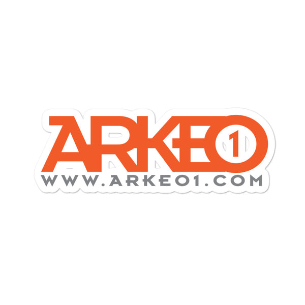 Arkeo1 Bubble-free stickers