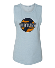 Arkeo1 Warrior 7 Virtues Woman Tank