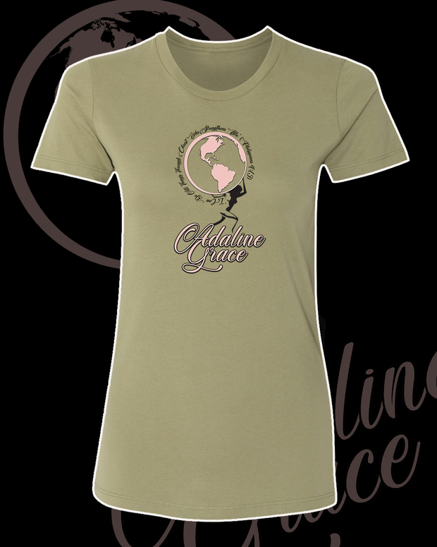 Adaline Grace Fitted T