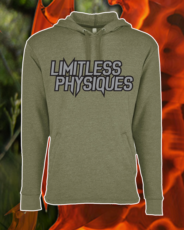 Limitless Physiques Heavyweight Hoodie