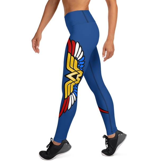 Amy Back Fitness Leggings