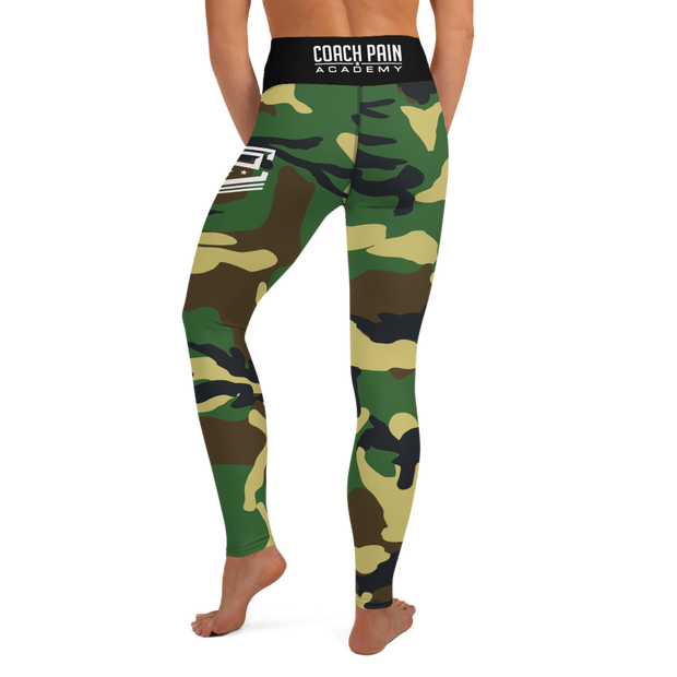 CPA Women's Camo Leggings
