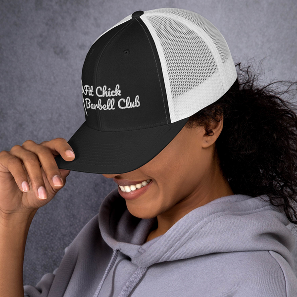 Fit Chick Barbell Club - Training Hat
