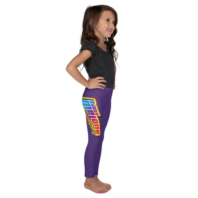 Gabby Melone Racing Kid's Leggings