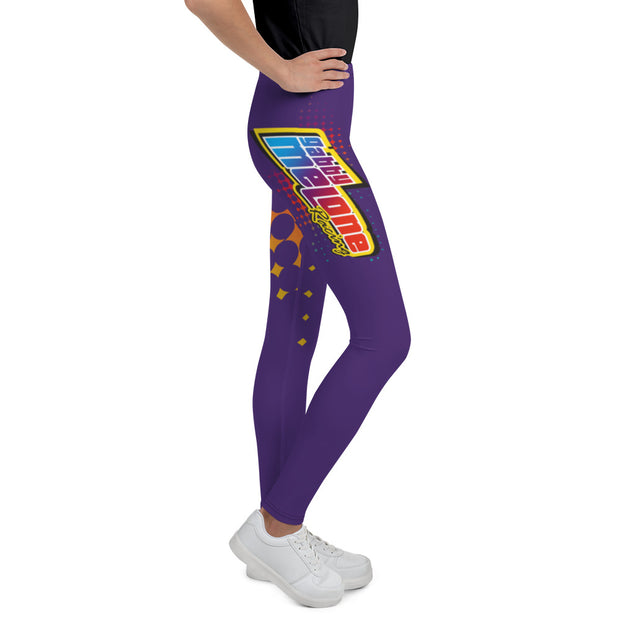 Gabby Melone Racing Youth Leggings