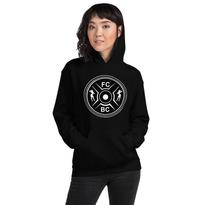 Fit Chick Barbell Club - Members Only Hoodie