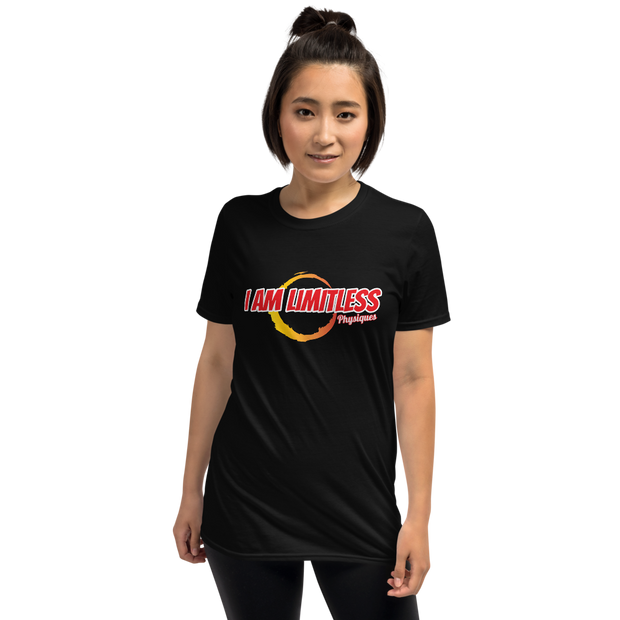 Limitless Physiques Short-Sleeve Unisex T-Shirt