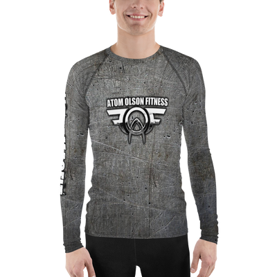 Atom Olson Men's Rash Guard