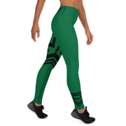 CPA Women's Green Leggings