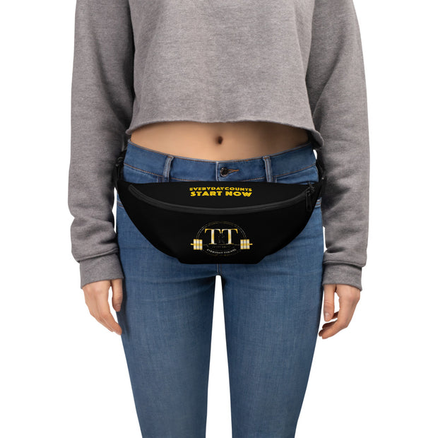 Training Time Fanny Pack