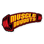 Muscle Nuggets Sticker