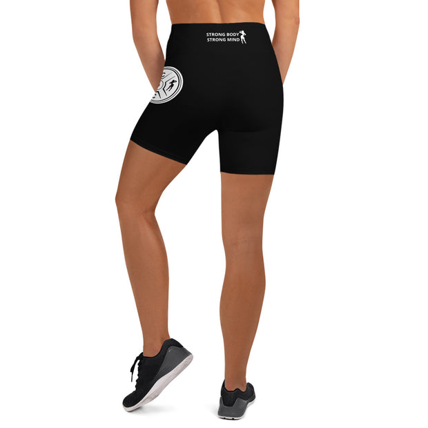 Fit Chick Barbell Club - Amazing Training Shorts