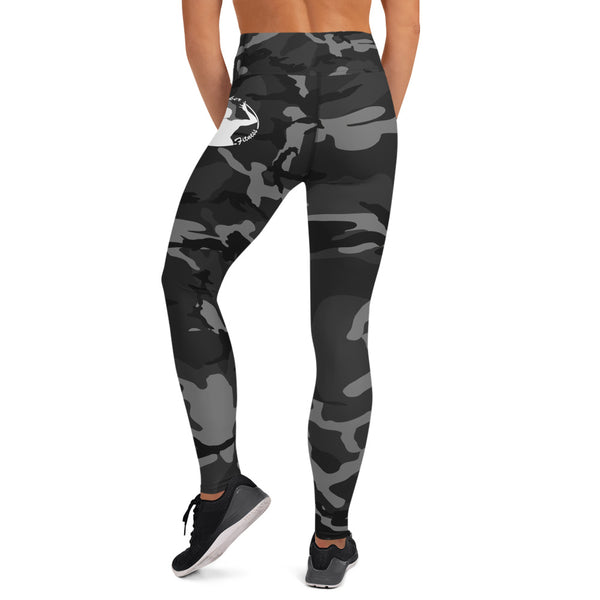 Brooke Walker Fitness Camo Leggings