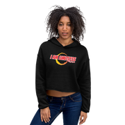 Limitless Physiques -I am Limitless- Crop Hoodie