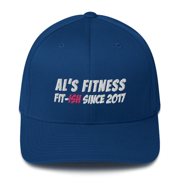 AL'S FITNESS Structured Twill Cap