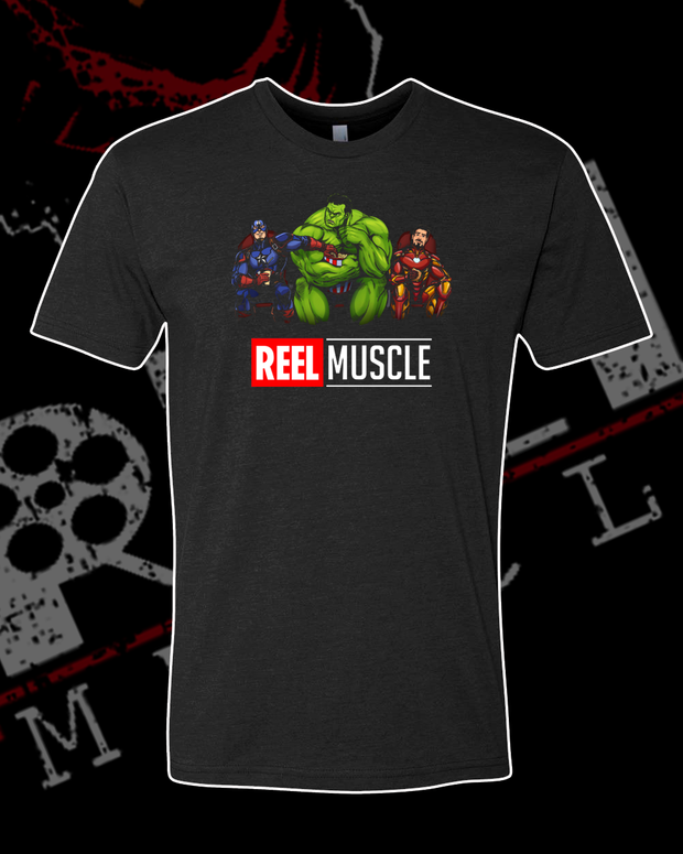 REEL MUSCLE - AVENGERS THEATER