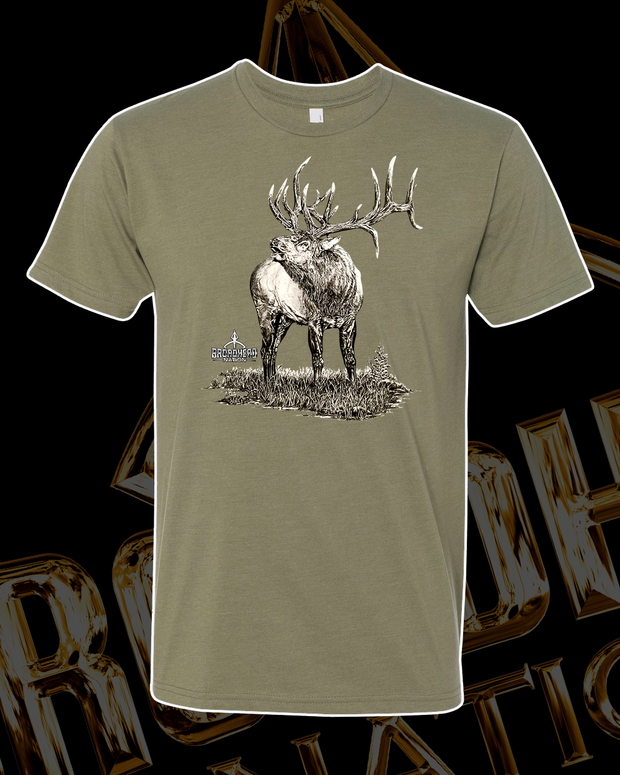 Broadhead Nation - The Forest Monarch