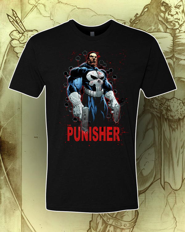 ILLMAX - Punisher - Limited Edition!