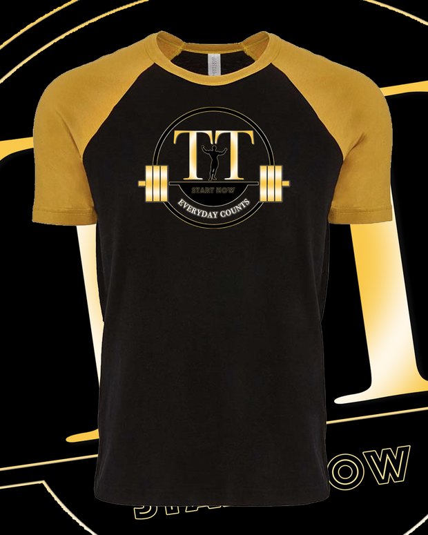 Training Time Raglan T-Shirt