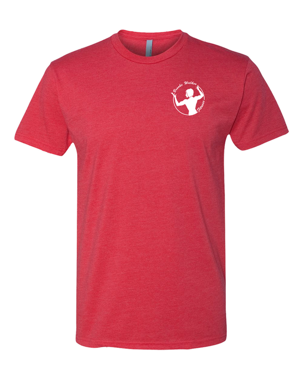 Brooke Walker Fitness Pocket Logo Unisex T-Shirt