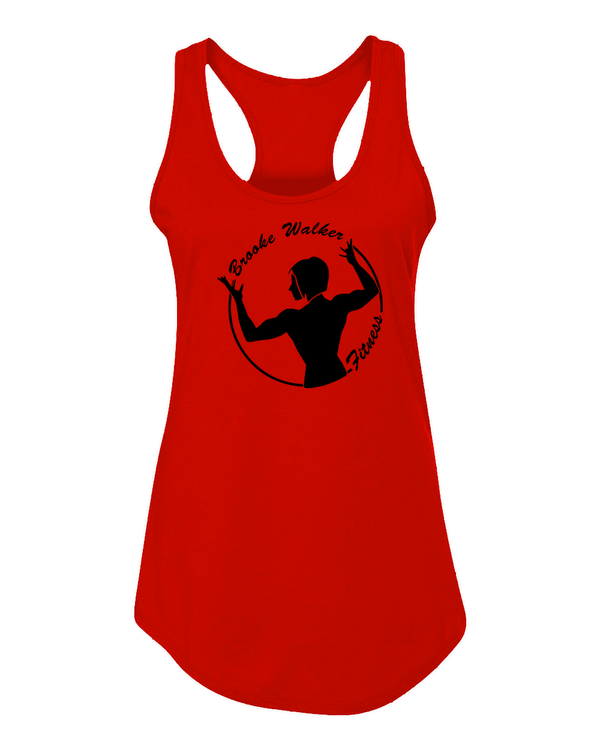Brooke Walker Fitness Women's Tank Top