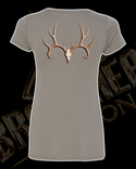 Broadhead Nation Women - Deer Skull