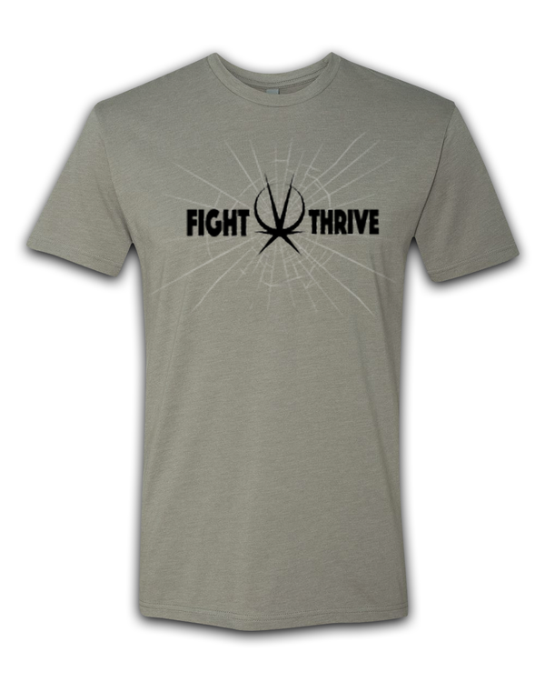 Fight2Thrive Shattered - Unisex T-Shirt