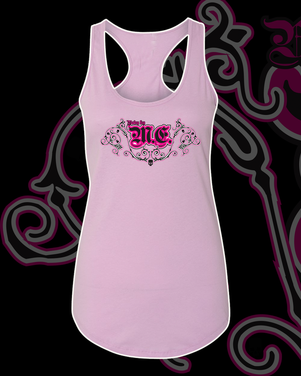 Body By Me Original Fancy Logo Tank