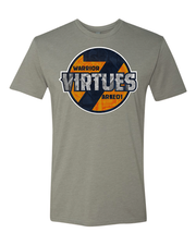 Arkeo1 Warrior 7 Virtues T-Shirt