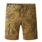 Fashion Youth Sport Casual Vacation Loose Floral Short Pants