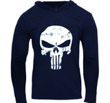2018 Skull Training Hoodie T-Shirt 7 Colors