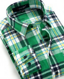 Multicolor Plaid Shirt