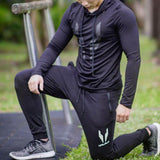 Sport Training Cotton Hoodie