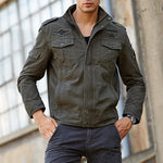 Mens Cotton Warm US Jacket