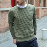 Men's Personality Bottoming Sweater