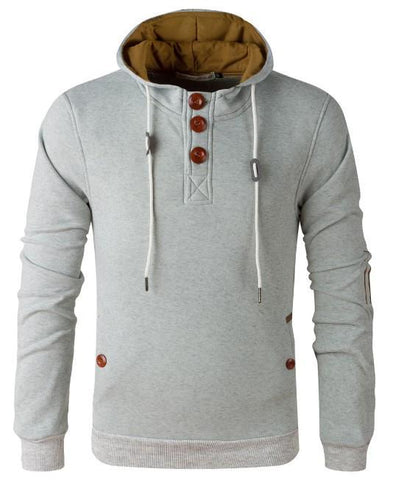 Durable Cotton Sweatershirt