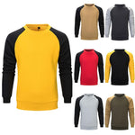Basic 7-Color Oversize Raglan Sleeve Sweater