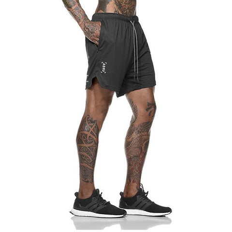 Men's Sports Quick-Drying Breathable Shorts