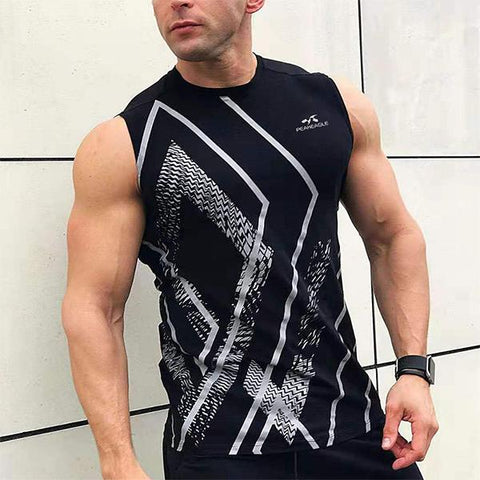 Fitness Fashion Tight Fast Drying Tank