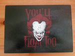 You'll float to glass cutting board-small - SocialPariah
