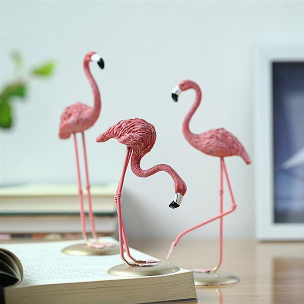 Flamingo Ornaments