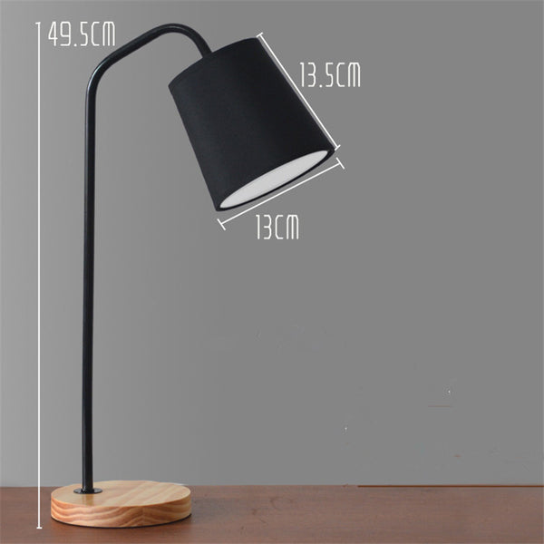 Black Lykke Table Lamp