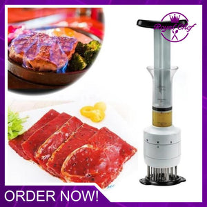 Amazing Meat Tenderizer Sauce Injector