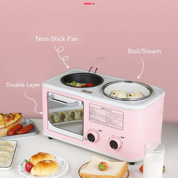 4-in-1 Multifunctional Breakfast Maker