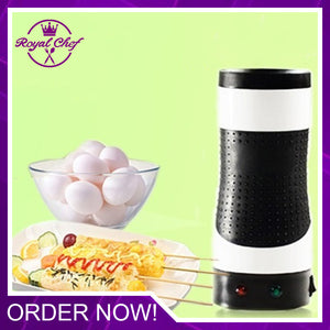 Egg Roll Cooker (For Quickly Prepare Egg)