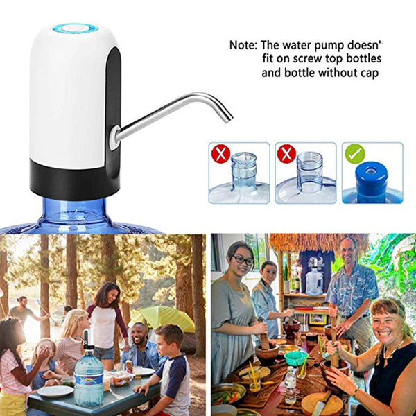 Electric Water Pump (USB Charge)