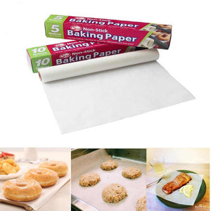 Non-Stick Baking Paper Roll (SET of 2)