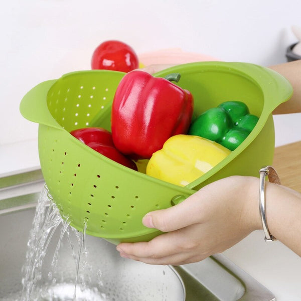 Super Practical Kitchen Drain Bowl