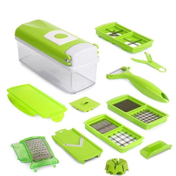 Multi-Functional 12 in 1 Super Slicer [60%OFF price today!]